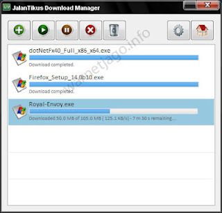 """Jalan Tikus Downloader"" Download manager buatan anak Indonesia - warnetjago.info"