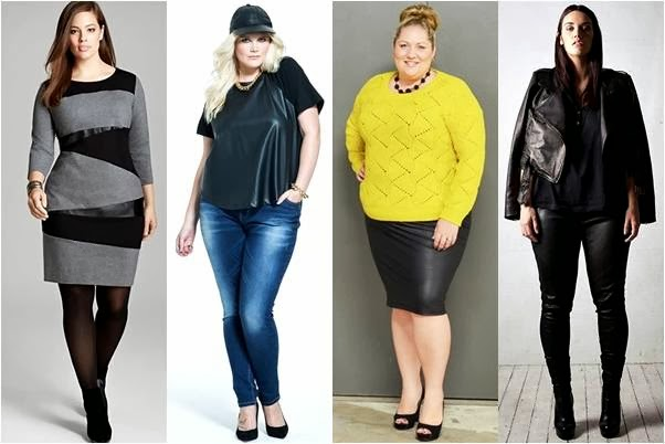 Winter 2013 Trends Plus Size Fashions