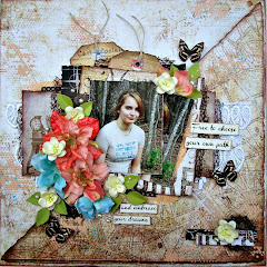 June's Featured Layout Scrapper!