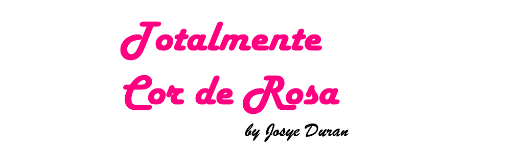 Totalmente Cor de Rosa