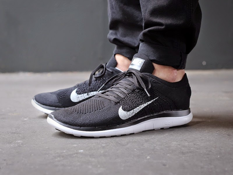 Nike Flyknit Schwarz