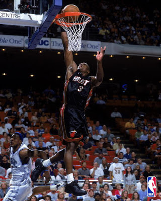 LeBron James And Dwyane Wade Alley Oops