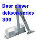 dekson door closer