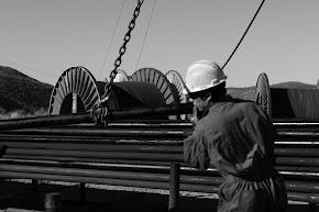 Trabajo de campo. Agosto de 2012