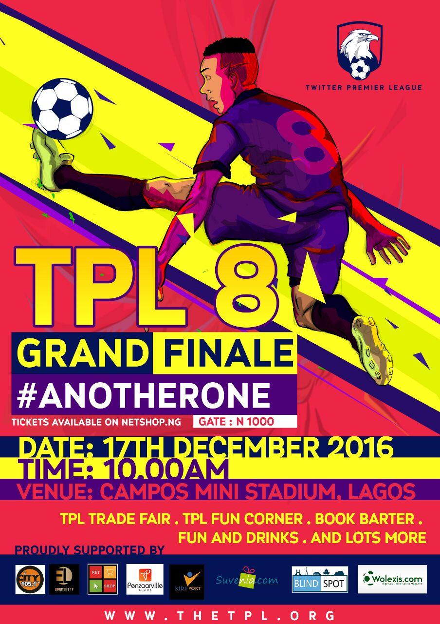 Anticipate #TPL8Finale