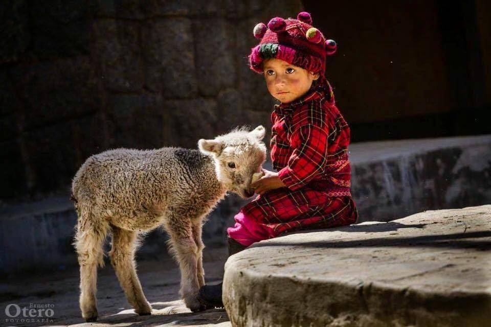 ''Felul în care tratăm copilul este felul în care copilul va trata lumea.''