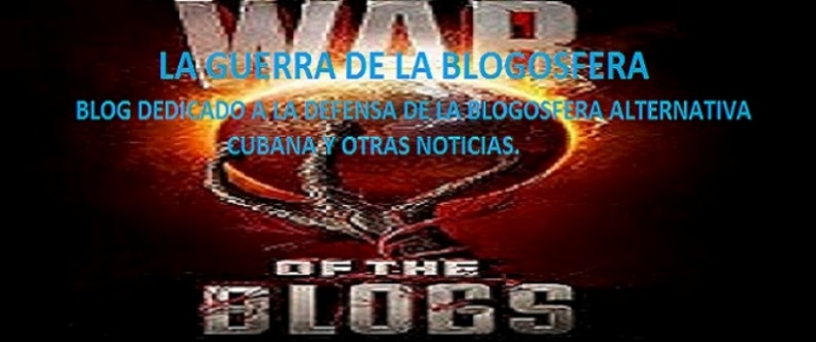 La guerra de la blogosfera