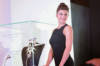 Jacqueline Fernandez Launches New Jewellery Collection By Gareth Pugh