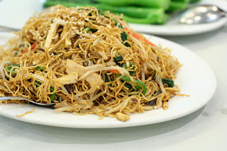 Halal Chicken Chowmein