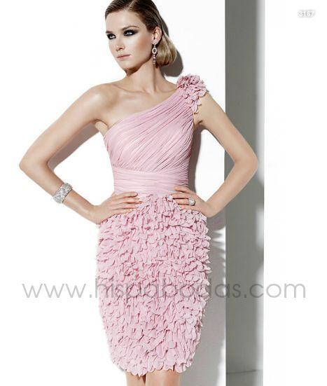Catalogo de vestidos de fiesta cortos 2012