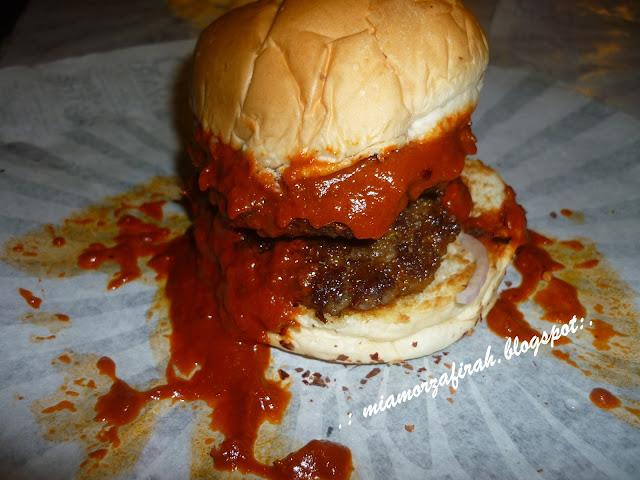 Rockstarz Burger, jjcm, tempat makan best, penang foods, foods, makan sedap, burger best, burger sedap,