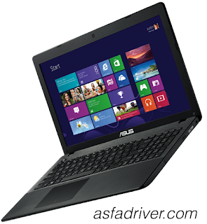 Asus X454WA  Driverss download for Windows 8.1 64 bit