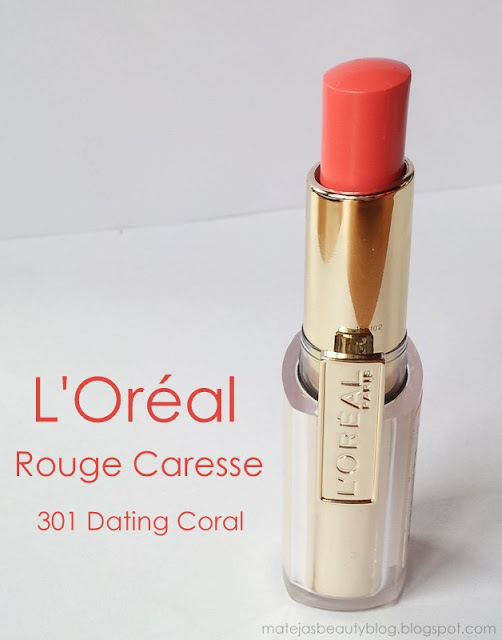 L'oreal dating coral 301