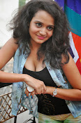 New Actress Jhansi Hot Stills in Shorts-thumbnail-19