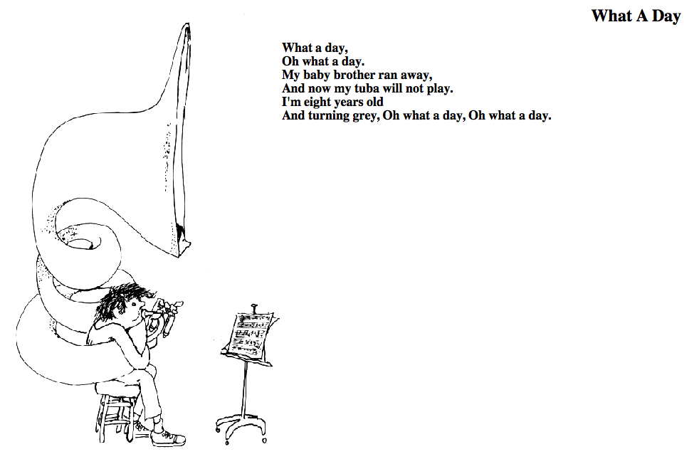 Funny Love Poems By Shel Silverstein | Funny Love Quotes