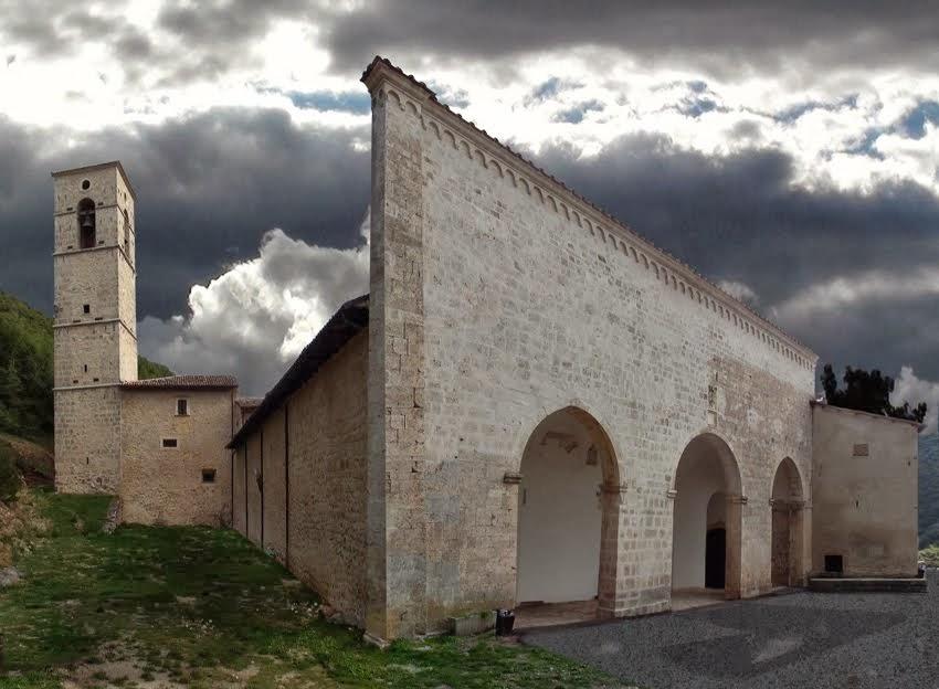 Abbazia San Giovanni di Lucoli