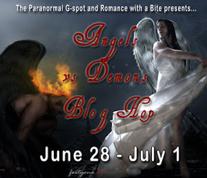 Angel and Demons Blog Hop