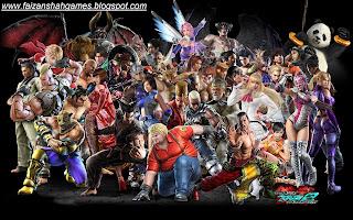 Tekken tag tournament 2 inblockable characters
