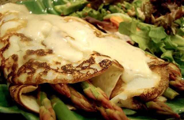 Receta Crepes Salados Thermomix