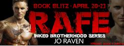 Xpresso Presents~Jo Raven's Rafe