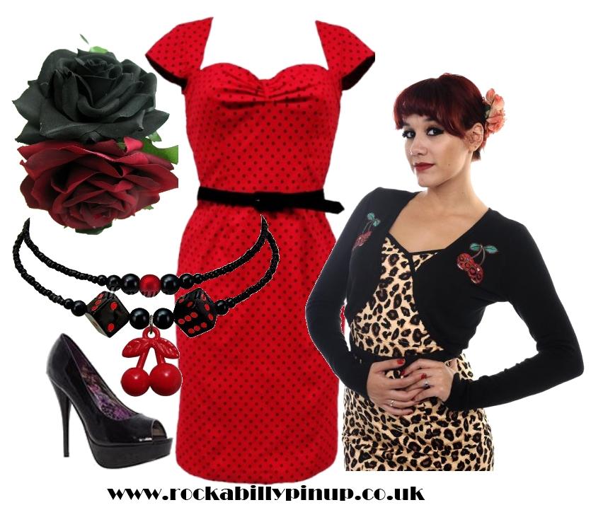 Rockabilly Pinup Blog: Weekend Fashion for Rockabilly Girls