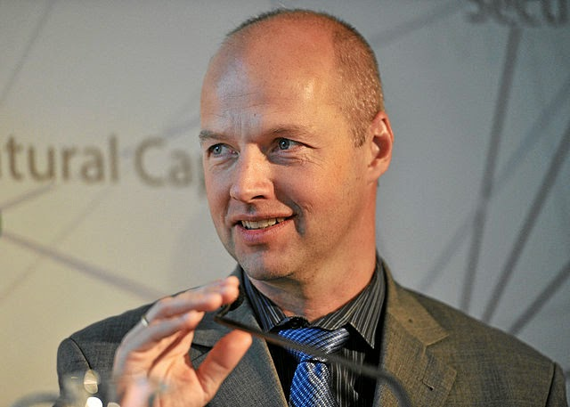 Sebastian Thrun (Fonte: FlickR/Creative Commons - World Economic Forum)