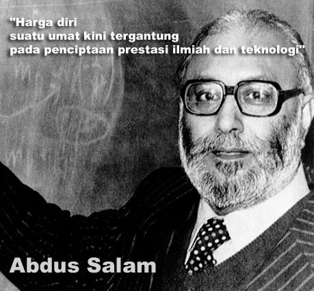Teori Fisika Abdus Salam