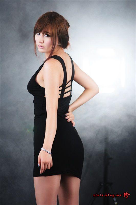 Race Queen Ryu Ji Hye