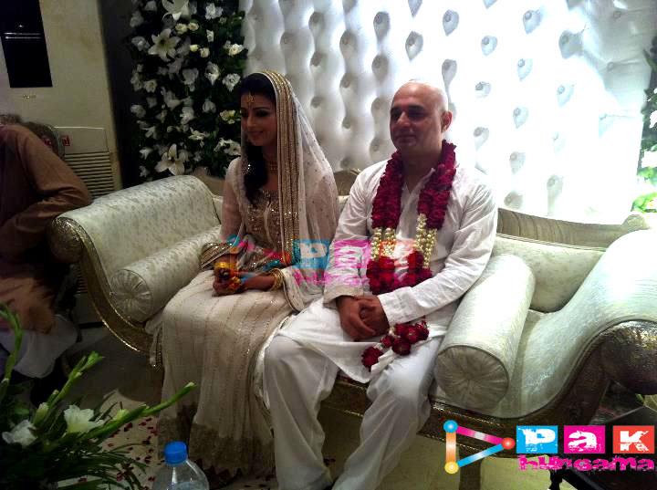 ALi Azmat Wedding Pics *