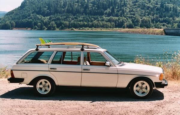 Porelpiano Classic Car Surf
