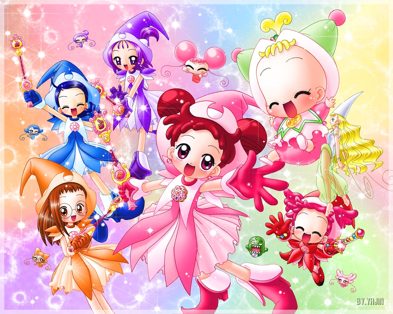 Magical Doremi Games For Kids And