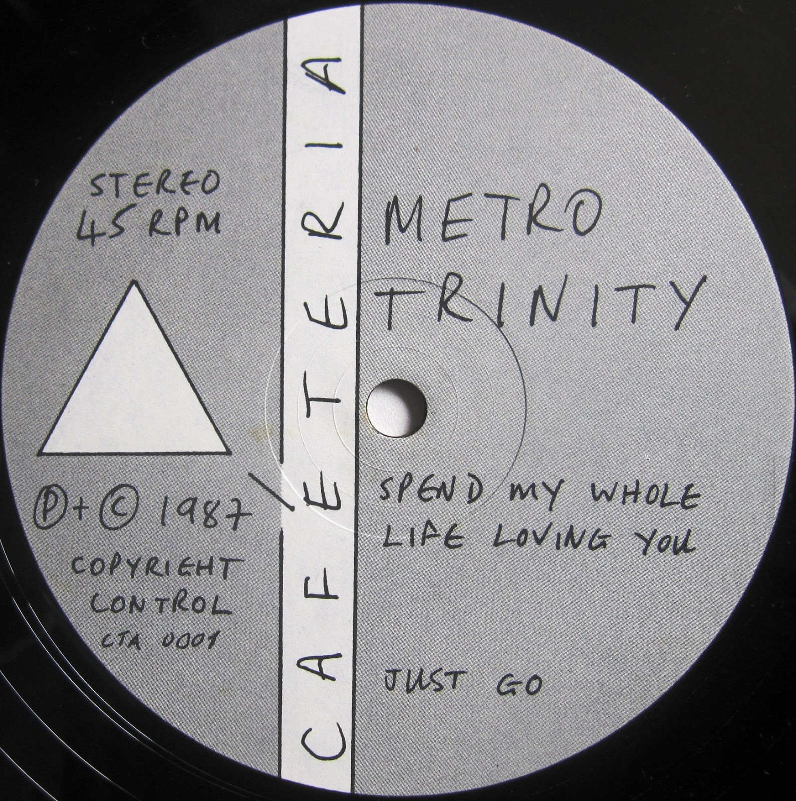 Metro Trinity Die Young