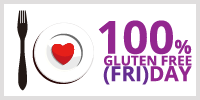 Gluten Free (FRI)Day 100%