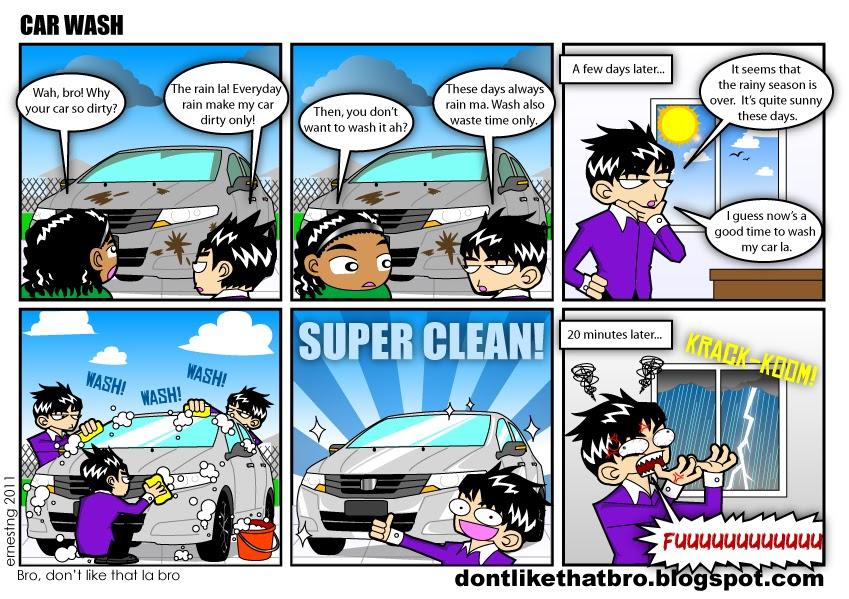 Car Wash Prank Nikki And John