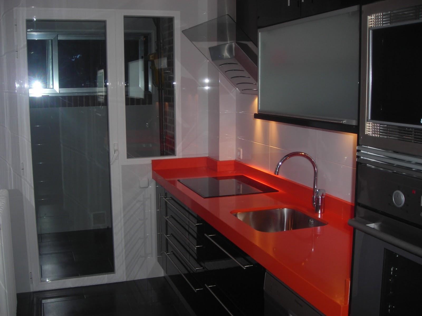 Inkaasa cocinas de granitos y marmol - Cocinas pequenas y baratas ...
