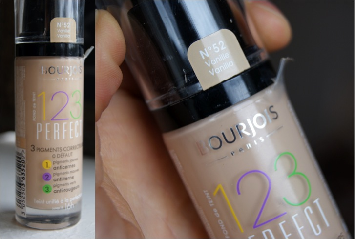 bourjois 123 perfect foundation face of the day dutchess roz. Black Bedroom Furniture Sets. Home Design Ideas