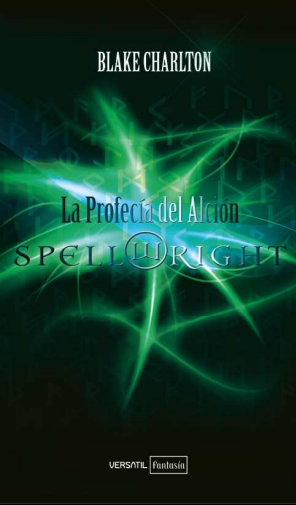 spellwright profecia alcion blake charlton
