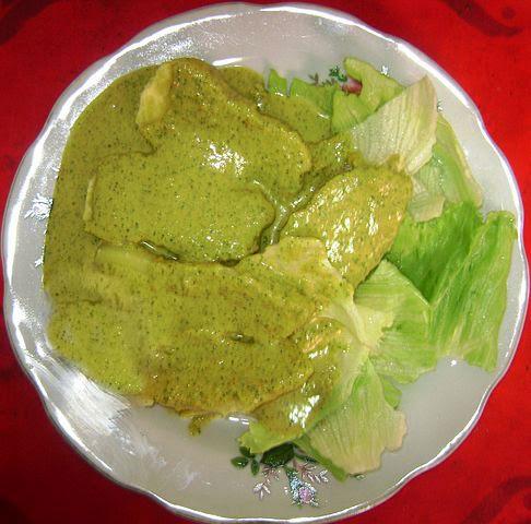 Recetas de cocina saludables y fáciles: Jocón de Guatemala