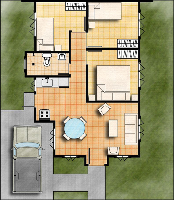 Nicebalay january 2011 for 150 square meters house floor plan