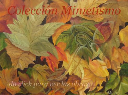 Colección Mimetismo