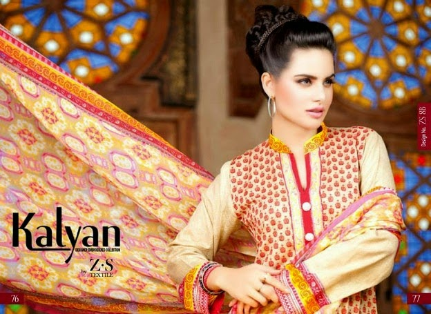 Kalyan Embroidered Dresses Collection