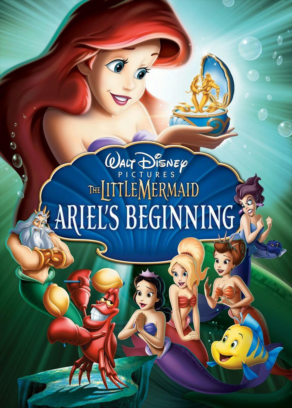 The Little Mermaid 3 เงือกน้อยผจญภัย 3 [HD][พากย์ไทย]