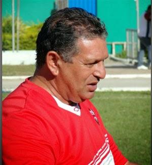 Bira Veiga assume comando do Serrano