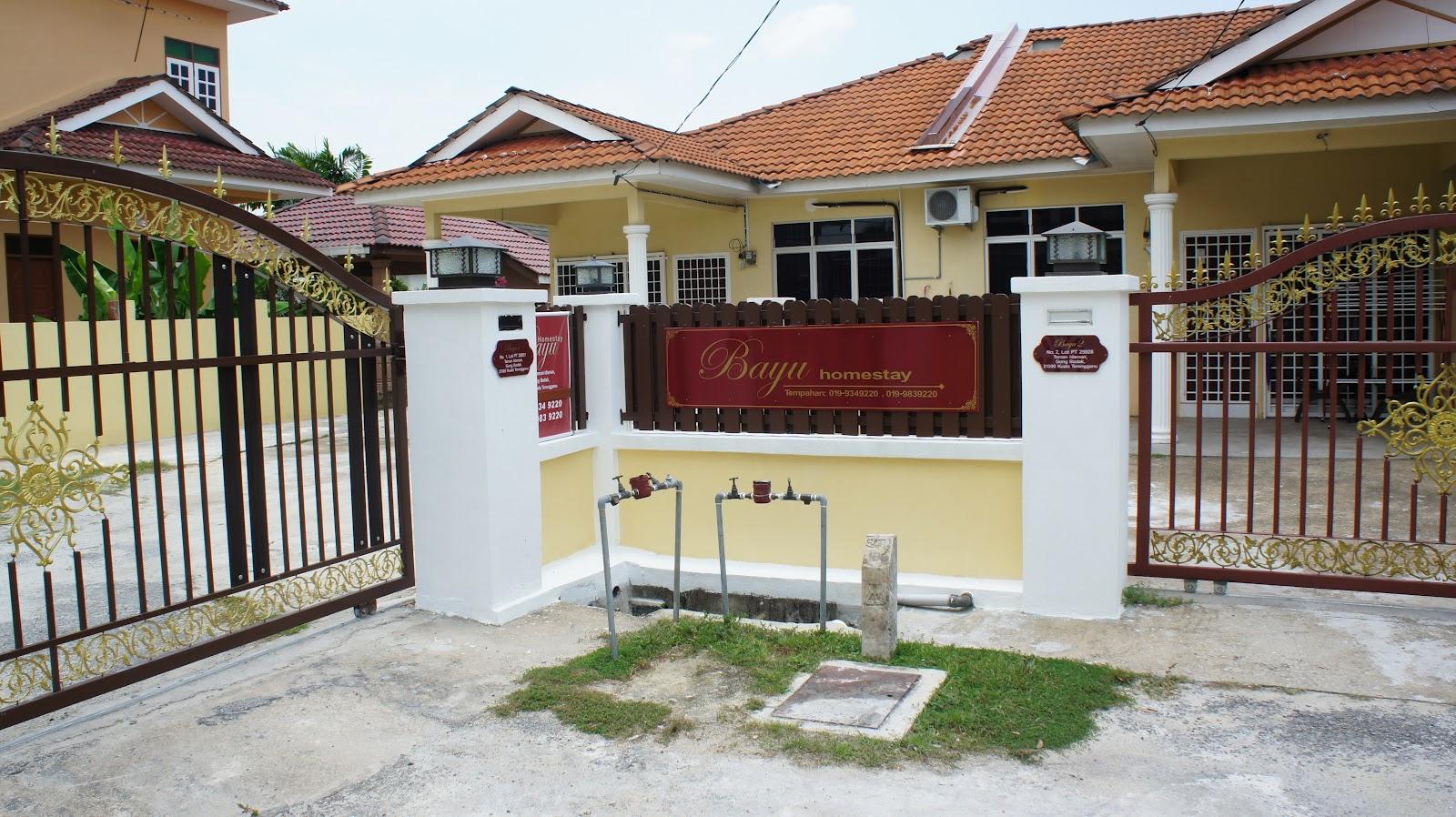 Permalink to 10 Homestay Terbaik Kuala Terengganu Wifi – Review Bayu Homestay
