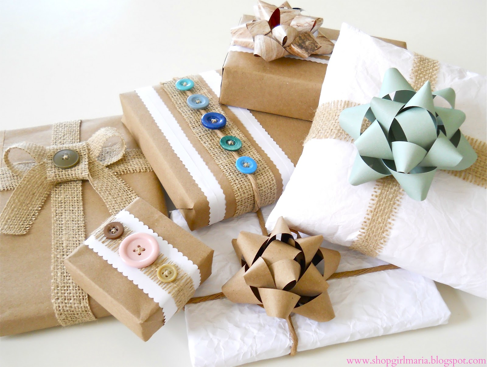 Fancy gift wrapping ideas for christmas