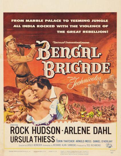 """Bengal Brigade"" (1954)"