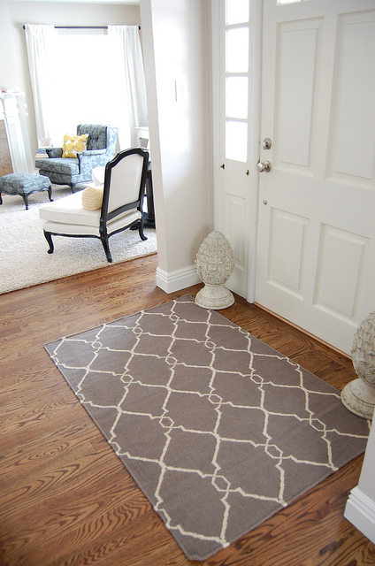 perfect entry rug.