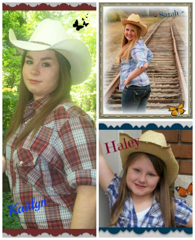 ~Our Little Cowgirls~