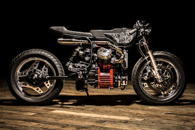 Honda CX 500 Custom