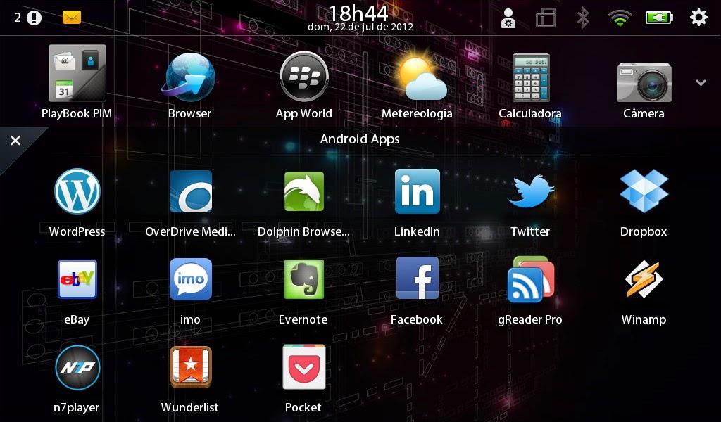 Os aplicativos para android mais usados e baixados no momento